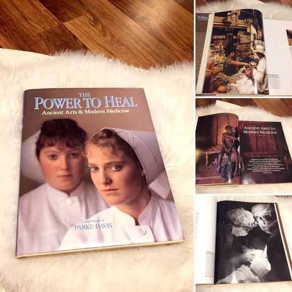 Vintage Other - 🦋2/$10 3/$15 4/$18 5/$20 Vintage Healing Book